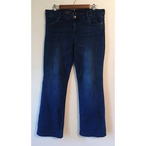 Kut From The Kloth | Baby Bootcut Jeans | Size 14S